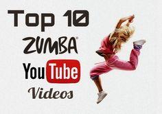 top 10 Zumba Youtube Videos