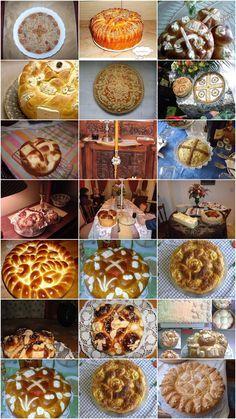 Vaše Krsne Pogače i Slavska Koljiva-ukrašavanje i Božićni Kolači (Your Krsna Slava cake and wheat-decorating and Christmas Cakes) Beautiful!