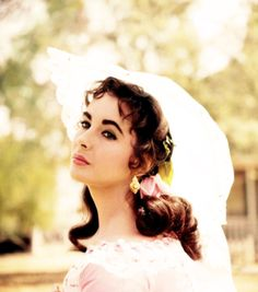 "Susanna Drake (Elizabeth Taylor): ""Like having Negro blood in you. Isn't it funny? Just one little teeny drop and a person's all Negro. A person can't always tell either."" -- from Raintree County (1957) directed by Edward Dmytryk"