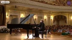 Sergei Redkin plays Bach, Beethoven, Chopin, Liszt, Rachmaninov & Tchaikovsky – XV International Tchaikovsky Competition, 2015, Piano / Round 1