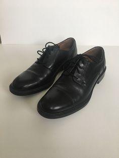 a52e4ba57f4 Johnston   Murphy Men s Size 9 Dress Shoes Black Leather Lace Up EUC   fashion  clothing  shoes  accessories  mensshoes  dressshoes (ebay link)