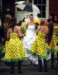 John Deere Wedding Theme. Haha I could see people where I live doing this