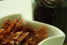Dukanove chipsy od 1fázy +2-3.... Food And Drink, Keto, Homemade, Home Made, Diys, Hand Made
