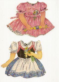 Jennifer's Clothes #1 by dlundbech, via Flickr