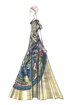 Dior Couture, Couture Week, Fashion Themes, Fashion News, Palais Galliera, Dress Sketches, Couture Collection, Event Design, Christian Dior
