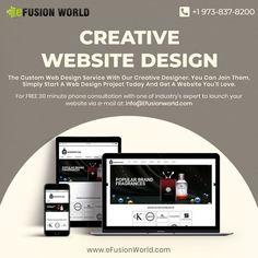Website Design Services, Website Designs, Custom Web Design, Web Design Projects, Responsive Web Design, Creative Design, Product Launch, Graphic Design, Join