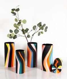 vase — sally blair ceramics Sally, Planter Pots, Vase, Ceramics, Artists, Studio, Ceramica, Pottery, Studios