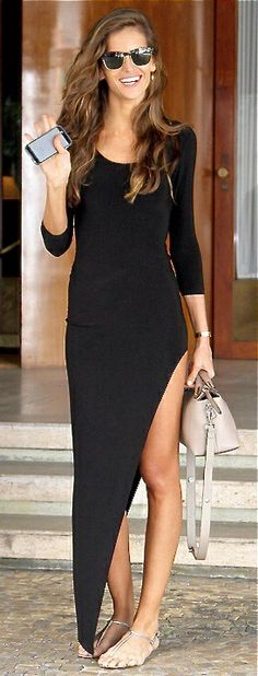 Izabel Goulart // LOVE that dress // Love her