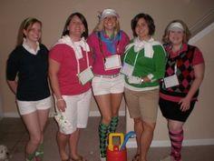 Pub Golf = Fun, Wacky and Organized Bachelorette Party Theme