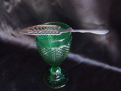 Antique Absinthe Spoon - pinned by pin4etsy.com
