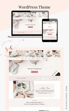 Lindley Chic Feminine Genesis Child Theme   WordPress Template - Are you looking for a new WordPress theme? Lindley Chic is a feminine Genesis child theme that offers multiple full-width homepage widgets, plenty of ad space, affiliate marketing features, and a beautifully styled eCommerce shop. Click here to make it yours. Sugar and Code   WordPress Themes For Bloggers   WordPress Theme   Website Design   WordPress Website Design   Website Development   Online Business   WordPress For… Minimalist Web Design, Clean Web Design, Creative Web Design, Web Design Tips, Website Design Layout, Wordpress Website Design, Wordpress Theme Design, Simple Wordpress Themes, Ecommerce Shop
