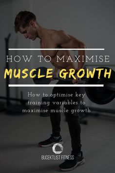 Discover the perfect sets, rep range, weight, rest period, you name it, in order tomaxiise muscle growth. In this article we go into deep detail as to what the research tells us is the optimum training protocols we need to implement if your main goal is to build muscle. Group Fitness, Wellness Fitness, Fitness Tips, Muscle Building Tips, Build Muscle, Working Against Gravity, Muscle Hypertrophy, Online Personal Training, Healthy Women