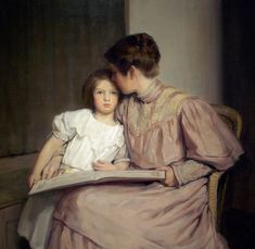 Mary Cassatt: Mother Jeanne Nursing Her Baby Mary Cassatt, Reading Art, Woman Reading, Kids Reading, Reading Aloud, People Reading, Renoir, Mothers Love, Mother And Child
