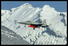 Swiss Air Force F-5E Tiger II Fun Fly, Swiss Air, Tiger Ii, War Machine, Jets, Air Force, Aeroplanes, Helicopters, Military Aircraft