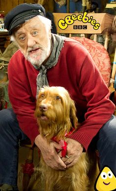 Bernard Cribbins: Storytelling for children
