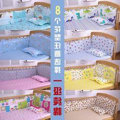 39.90$  Watch now - https://alitems.com/g/1e8d114494b01f4c715516525dc3e8/?i=5&ulp=https%3A%2F%2Fwww.aliexpress.com%2Fitem%2F4-pcs-Baby-Crib-Bumper-Kids-baby-crib-bedding-set-baby-bedding-baby-crib-100-cotton%2F32612635559.html - 4 pcs Baby Crib Bumper Kids baby crib bedding set baby bedding baby crib 100% cotton boy girl bedding bumpers cot  bed protector