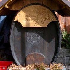 Liechtenstein - Weinbau Hoop