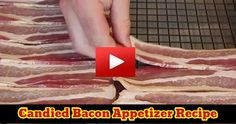 Mouth-Watering Super Bowl Treat: Candied Bacon Snack YUMM!