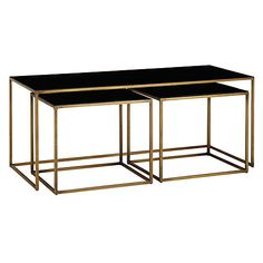 Content by Conran Coffee Table and 2 Side Tables Online at johnlewis.com