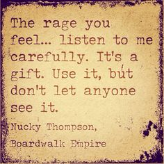 Nucky Thompson. #boardwalkempire