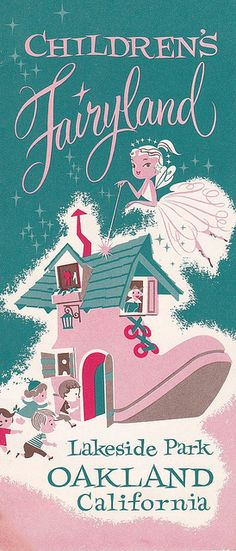 Fairyland Oakland Brochure Front