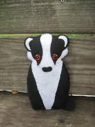 felt badger - Google Search