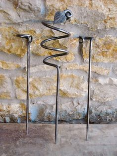 Picnic Wine Set Hand Forged Blacksmith Made Great for by ArtinIron, $40.00