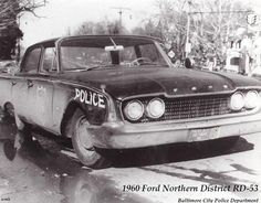 1960 - 1985 ford police cars - Google Search