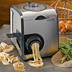 Yummy!  Viante Pasta Extruder | Williams-Sonoma