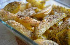 Les pommes de terre au four grillées au parmesan, la recette qui te réconforte autant qu'un gif de chaton !