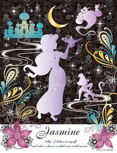 Amazon.co.jp | 300ピース ジグソーパズル プチ2ライト アラジン 魔法の夜のジャスミン(16.5x21.5cm) | おもちゃ 通販