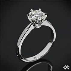 A gemstone solitaire may be the essential diamond engagement ring. Although other diamond engagement ring settings fall and rise in recognition, a solitaire ring is really a classic with constant, … Wedding Rings Solitaire, Diamond Solitaire Rings, Solitaire Engagement, Diamond Wedding Bands, Solitaire Setting, Glamouröse Outfits, Dream Ring, Gold Rings, White Gold