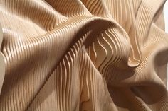 Each sculpture has movement and rhythm, it is as if the artist Cha Jong Rye was conducting small pieces of wood into a magnificent symphony orchestra. His work is extraordinary! Notes about the artist (published at Hada Contemporary): Cha focuses on the dialectical relationship between wood and land, material and nature on the surface of...