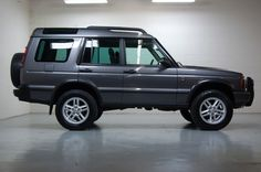 land rover discovery dark grey 2004 - Google Search