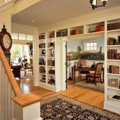 Book shelves creative bookshelves, bookshelf design, bookcase wall, built in bookcase, bookcases Creative Bookshelves, Bookshelf Design, Bookshelves Built In, Bookcases, Built Ins, Book Shelves, Bookcase Wall, Open Shelves, Decorating Bookshelves