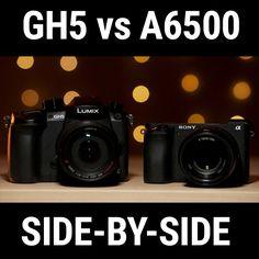 GH5 vs A6500 Side-by-Side Test Comparing IBIS, Lowlight, 4K, Dynamic Range, & Rolling Shutter