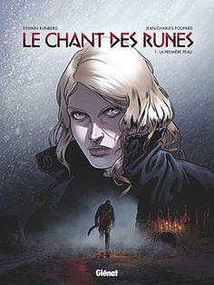 La bande dessinée Le Chant des runes est un thriller fantastique de Runberg et Poupard (2016). La disparition d'une star suédoise de la chanson mène sur la piste de trolls. Pour en savoir plus: http://www.fafnir.fr/le-chant-des-runes.html.