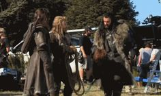 (gif)  Why were they carrying these leafy plants into the Mirkwood Forest??? Some deleted scene???  Anyone???