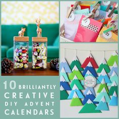 10 brilliantly creative advent calendars | Growing Spaces