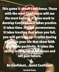 Couldn& agree more! Baseball Motivational Quotes, Softball Quotes, Sport Quotes, Inspirational Quotes, Softball Players, Girls Softball, Fastpitch Softball, Softball Things, Travel Baseball