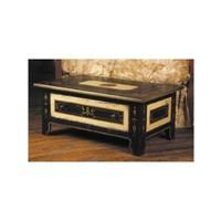 ARTIST TOUCH COFFEE TABLE WITH LARGE DRAWER From Eddy West