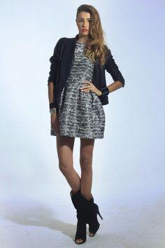 Ph: Gennaro Cimmino Make up: Floriana Rossi Stylist: Clara Morra Model: Adele Izzo  -zara dress-