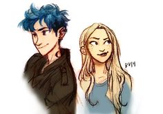 Teddy Lupin and Victoire Weasley