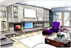 http://bhdmdesign.com/index.php bhdm design - residential rendering renderings that provide inspiration for www.scottwilsonarchitect.com #architect #nashville #huntsville