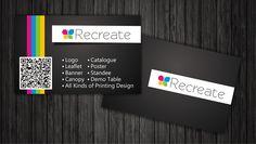 Recreate V-card