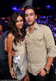 They go back: Crawford and Dobrev appear to have been friends since at least 2010, when they hung out at the Teen Choice Awards