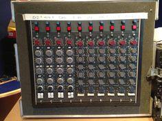 Neve Mic Pre-Amps @ Sofa Sound being used on an drum tracks album Sound Studio, Studio Gear, Recording Studio, Drums, Sofa, Music Production, Studios, Album, Classic