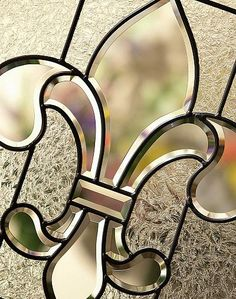 """ODL Decorative Door Glass """"Carrollton"""""""