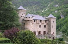 Chateau De La Caze, Sainte Enimie, France   Fodor's 10 Castles You Can Actually Afford to Sleep In