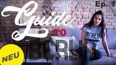 """*NEU* """"Ich bin ein Berliner"""" - Guide to Berlin / Lifestyle Format"""